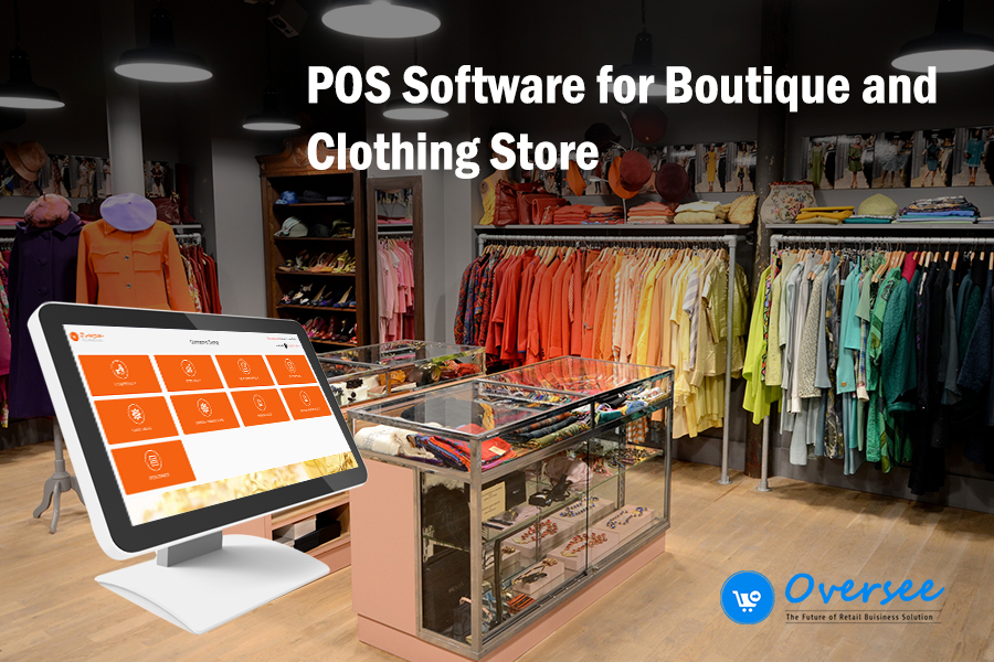 How Important Pos Software For Boutique And Fashion Retail